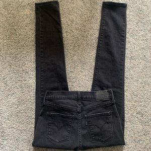 Levi's Black 311 Shaping Skinny Jeans